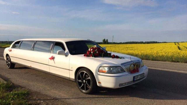 Limusiin Lincoln VIP