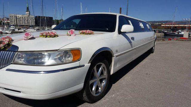 Limusiin Lincoln Elegant