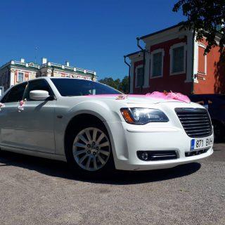 limo 5 Chrysler 300 LUX sedaan 00