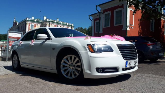 Лимузин Chrysler 300 LUX sedaan