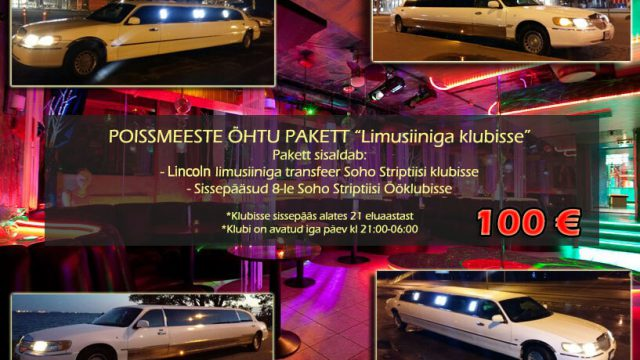 Package Limousine + Club Soho