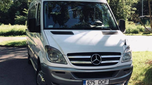 Автобус Mercedes-Benz Sprinter 19 мест